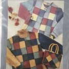 Indygo Junction 695 Loose fitting Jacket with exposed seams Sewing Pattern  Womens S to XL
