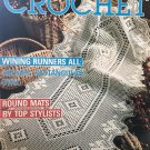 Decorative Crochet Magazine Number 19 January 1991 Crocheted Doilies & More