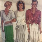 New Look 6616 Misses Skirt sewing pattern size 8 - 18