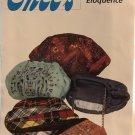 Ghee's Mini Eloquence purse small handbag sewing pattern 961