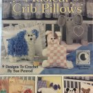 Leisure Arts 2195 Musical Crib Pillows 9 designs by Sue Penrod crochet pattern
