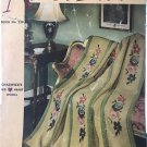 Red Heart Wool Book 239 Afghans traditional granny afghan plus other patterns to knit and crochet