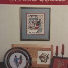 A Dickens' Christmas Cross Stitch Pattern Victorian Theme No. 22 Susan Stafford Helming