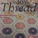 Crochet World The Joy of Thread Magazine Spring 2011 40 designs to Celebrate Thread