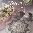 Doilies in Bloom Leisure Arts Crochet Pattern 3315