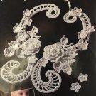 Annie's Attic Irish Crochet Jewelry Crochet Pattern # 7301