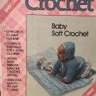 Plaid's Baby Crochet Woven Satin Ribbon Layettes 8102 by Marcsa Pataki