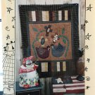 Meme's Quilts The Hens applique quilt wall hanging sewing pattern MQ#284