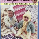 Babyland Outfits Jack Frost leaflet 066 Classic Crochet & Knit Baby afghans, Sweaters, Hats designs