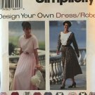 Simplicity 9355 Misses'/Miss Petite Design your own Dress Size 8 to 14 Sewing Pattern