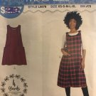 McCall's 9578 L9578 Misses Jumpers Size XS - XL Sewing Pattern