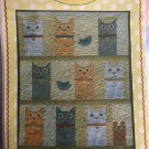 Cat's Cradle Baby Quilt Pattern Buttons & Bees