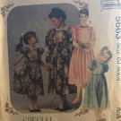 McCall's 5663 Special Moments Girl's Dress Sewing Pattern Size 10 12 14
