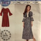 McCall's 9602 L9602 Misses Sew Simple Summer Dress in 2 lengths Size XS - XL Sewing Pattern