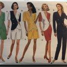 Butterick 6221 Misses' Wardrobe Pants, Shorts, Skirt, Shirt Sewing Pattern size 18 20 22