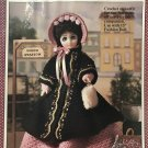 Fibre Craft Northern Rose Crochet Pattern for 15 inch Fashion Doll FCM206