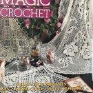 Magic Crochet Pattern Magazine Number 99 October 1995 Nativity in Crochet