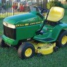 Technical Manual for JD LX172 LX173 LX176 LX178 LX188, Lawn Tractor TM1492 On CD