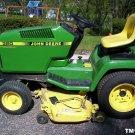 John Deere 240 245 260 265 285 & 320 Tractor Technical Manual TM1426 On CD