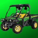 John Deere XUV855D Gator Utility Vehicle Technical Manual TM107219 On CD