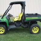 John Deere XUV 625i Gator Utility Vehicle Technical Manual TM107019 On CD