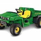 John Deere Gator Utility Vehicle TX & TX Turf Technical Manual TM2241 On CD