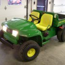 John Deere Utility Vehicle Turf Gator Technical Manual TM1686 On CD