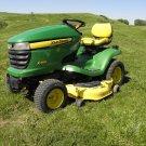 JOHN DEERE X300 X304 X310 X320 X324 X340 X360 Technical Manual TM2308 DOWNLOAD