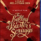 The Ballad Of Buster Scruggs Blu-Ray Netflix