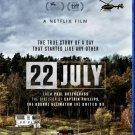 22 July Blu-Ray Netflix