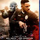 Bright Blu-Ray Netflix