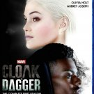 Cloak & Dagger 1 Season Blu-Ray 2BD set Marvel TV Series