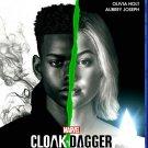 Cloak & Dagger 2 Season Blu-Ray 2BD set Marvel TV Series