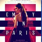 Emily In Paris Complete Season Blu-Ray 2BD set Netflix TV Series