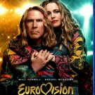 Eurovision Song Contest The Story Of Fire Saga Blu-Ray Netflix