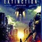 Extinction Blu-Ray Netflix