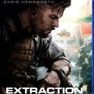 Extraction Blu-Ray Netflix