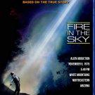 Fire In The Sky (1993) Blu-Ray