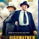 The Highwaymen Blu-Ray Netflix Bonnie & Clyde