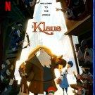 Klaus Blu-Ray Netflix