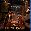 Lady And The Tramp Blu-Ray Disney (2019)