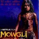 Mowgli Legend Of The Jungle Blu-Ray Netflix