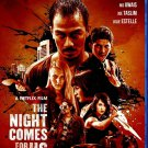 The Night Comes For Us Blu-Ray Netflix Indonesian Audio with English Subtitles