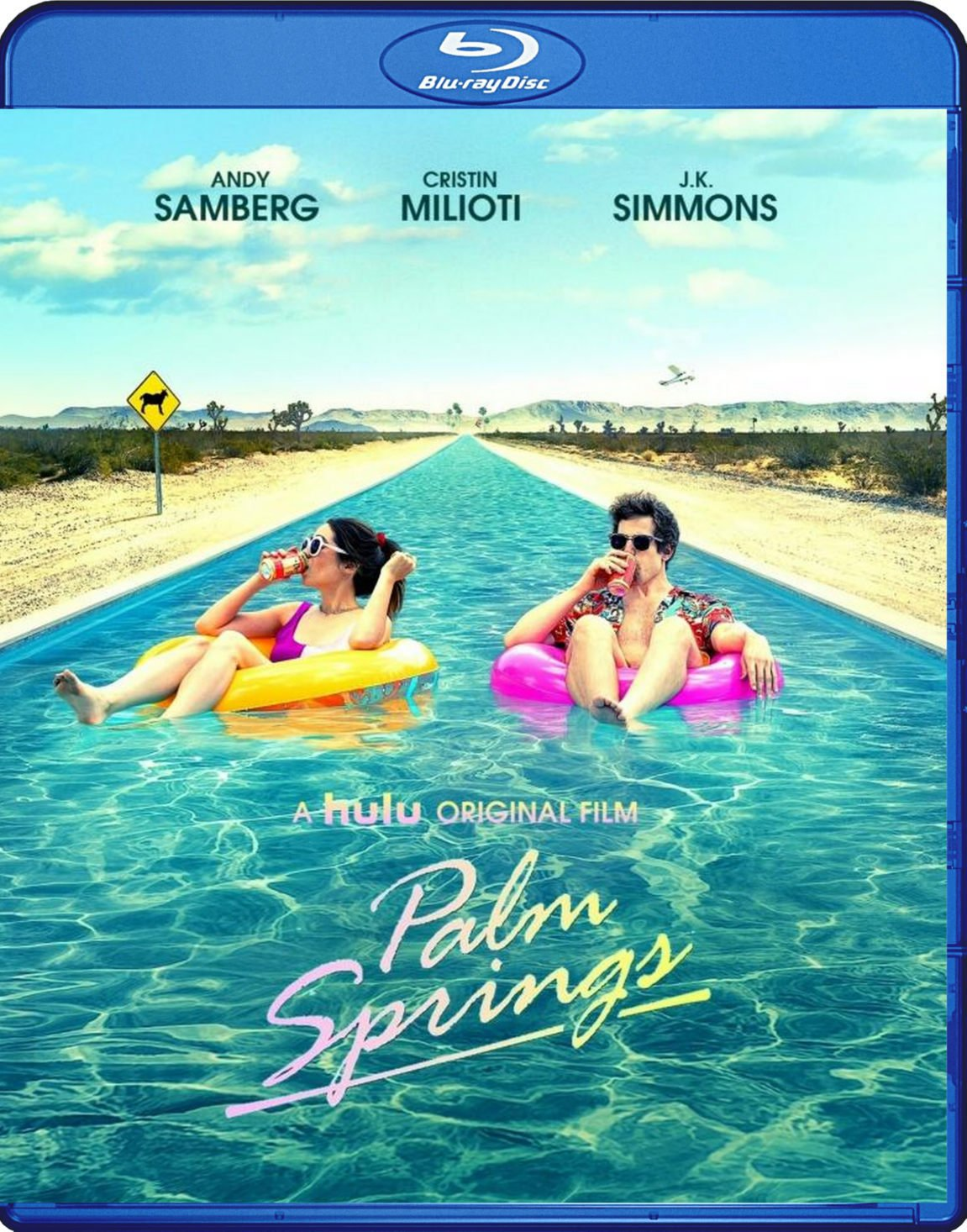 Palm Springs Blu-Ray Hulu