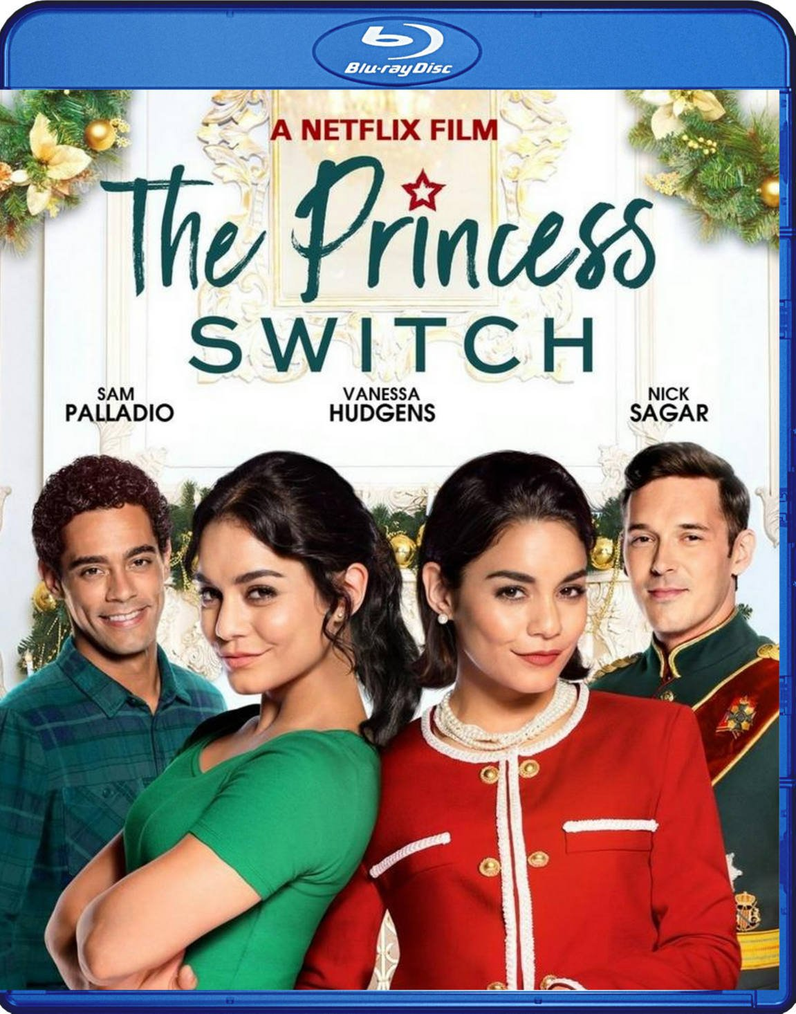 The Princess Switch Blu-Ray Netflix