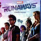 Runaways 1 Season Blu-Ray 2BD set Marvel Hulu TV Series