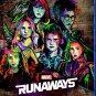 Runaways 2 Season Blu-Ray 3BD set Marvel Hulu TV Series