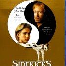 Sidekicks Blu-Ray (1992) Transferred from Lazerdisc to Blu-Ray