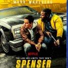 Spenser Confidential Blu-Ray Netflix