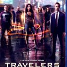 Travelers 3 Season Blu-Ray 2BD set Netflix TV Series